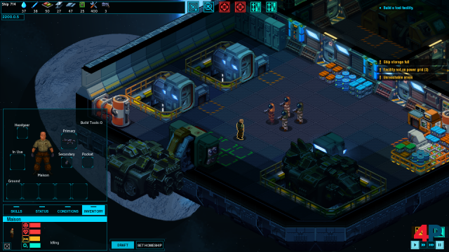 Screenshot - Space Haven (PC) 92613291
