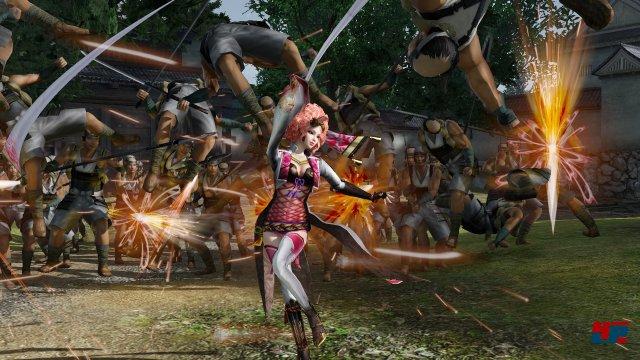 Screenshot - Samurai Warriors 4 (PlayStation4) 92492916