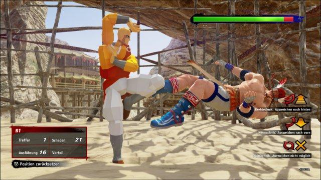 Screenshot - Virtua Fighter 5 Ultimate Showdown (PS4) 92643171