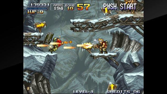 Screenshot - Metal Slug: Super Vehicle-001 (Switch) 92633006