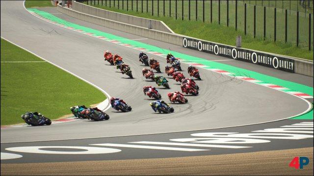 Screenshot - Moto GP 21 (PlayStation5) 92640543
