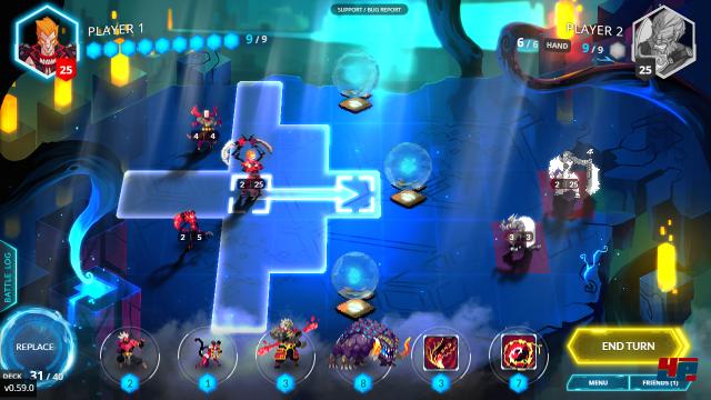 Screenshot - Duelyst (PC)