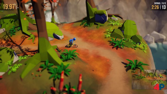 Screenshot - Lonely Mountains: Downhill (PC) 92590308