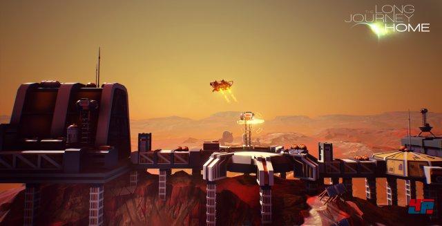 Screenshot - The Long Journey Home (PC) 92522418