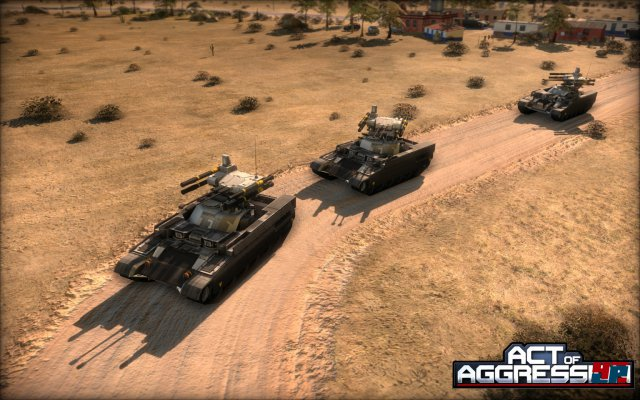 Screenshot - Act of Aggression (PC) 92487662