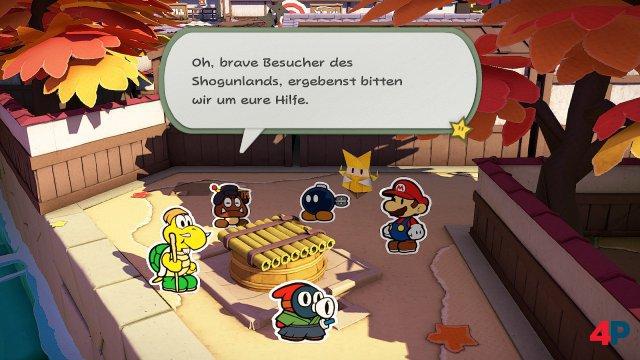 Screenshot - Paper Mario: The Origami King (Switch) 92619579