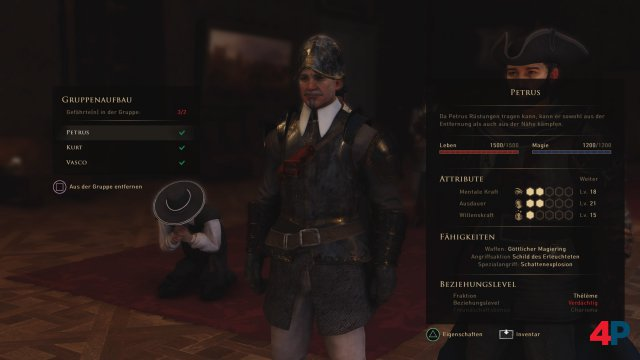 Screenshot - GreedFall (PS4) 92596119