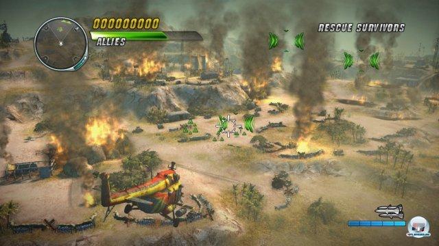 Screenshot - Thunder Wolves (PC)