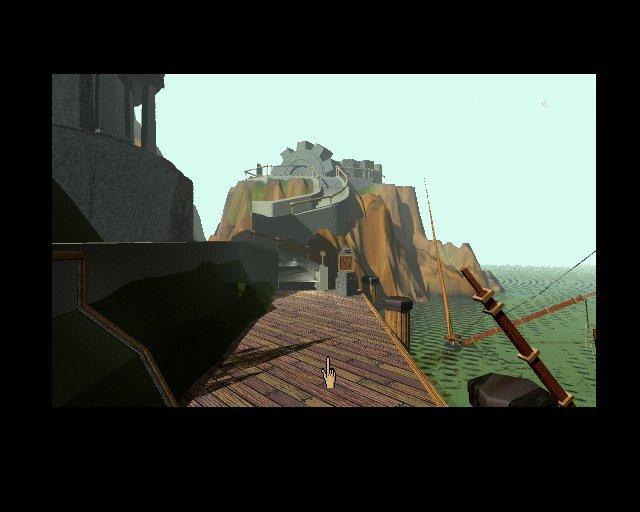 Screenshot - Myst (PC)