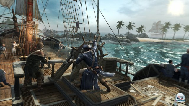 Screenshot - Assassin's Creed III (PC) 92424087