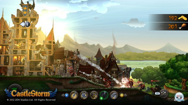 Screenshot - CastleStorm (360)