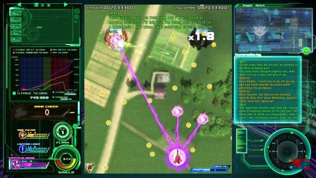 Screenshot - Raiden 5 (XboxOne) 92525990
