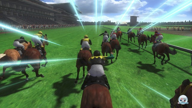 Screenshot - Champion Jockey: G1 Jockey & Gallop Racer (PlayStation3)