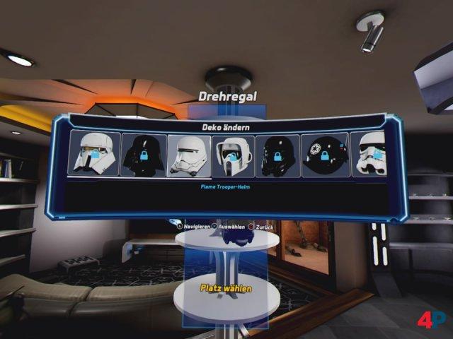 Screenshot - Star Wars Pinball VR (PlayStationVR) 92640895