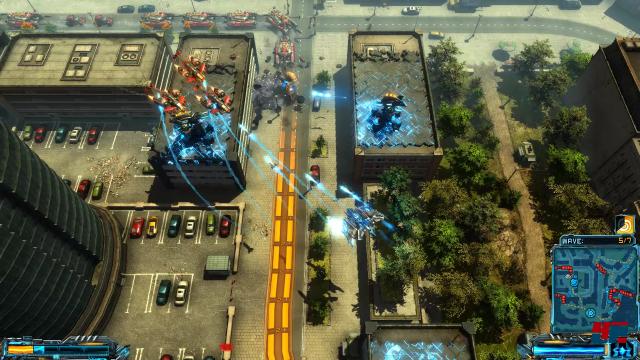 Screenshot - X-Morph: Defense (PC) 92540419