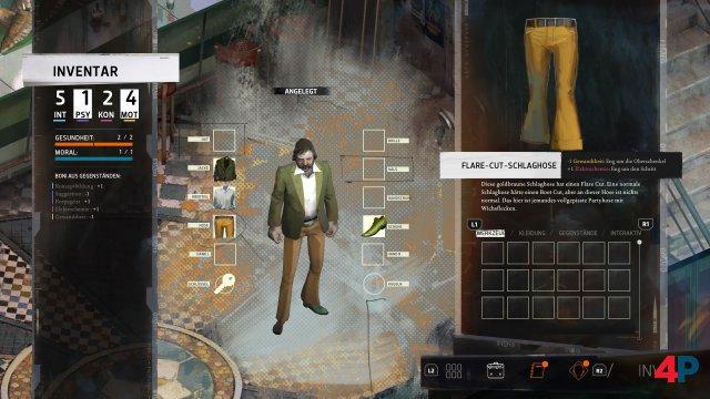 Screenshot - Disco Elysium (PlayStation5) 92638338
