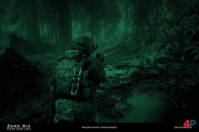 Screenshot - Zero Six (PC)