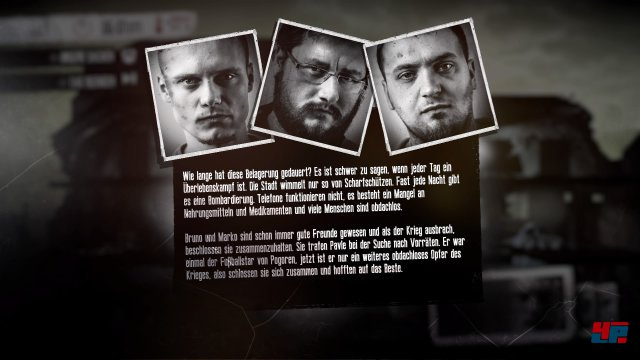 Screenshot - This War of Mine: The Little Ones (PlayStation4)