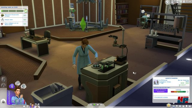 Screenshot - Die Sims 4: An die Arbeit (PC) 92502709