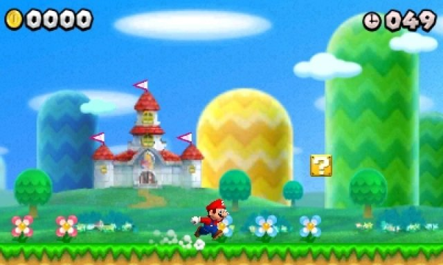 Screenshot - New Super Mario Bros. 2 (3DS) 2373442