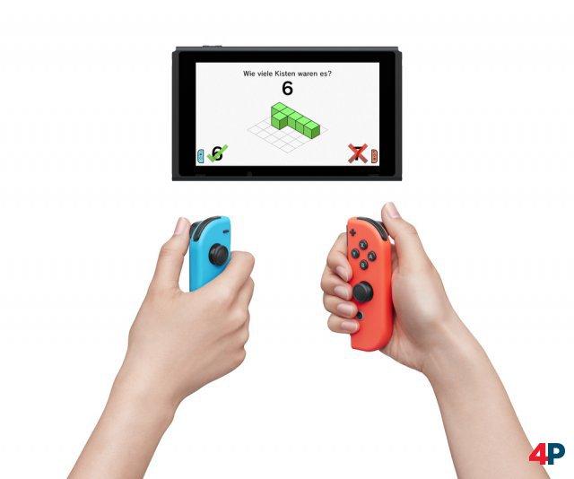 Screenshot - Dr. Kawashimas Gehirn-Jogging für Nintendo Switch (Switch)