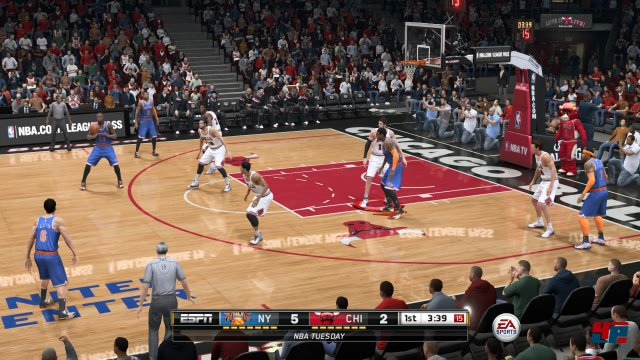 Screenshot - NBA Live 15 (PlayStation4) 92493570