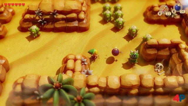 Screenshot - The Legend of Zelda: Link's Awakening (Switch) 92590019
