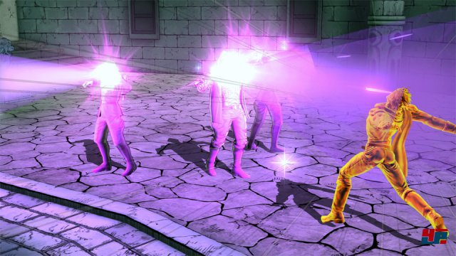 Screenshot - JoJo's Bizarre Adventure: Eyes of Heaven (PlayStation3) 92497621