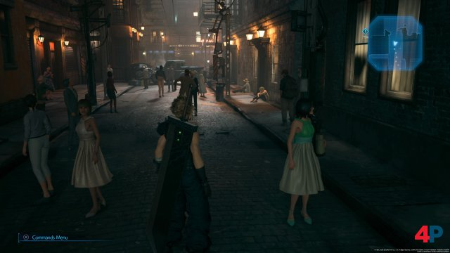 Screenshot - Final Fantasy 7 Remake (PS4) 92610368