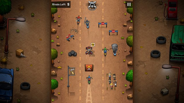 Screenshot - Rude Racers (PC)