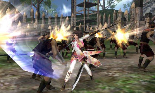Screenshot - Samurai Warriors: Chronicles 3 (3DS) 92506571