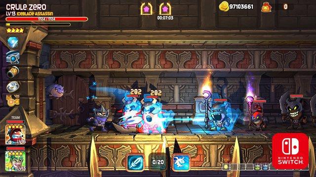 Screenshot - Dungeon Stars (Switch) 92582500