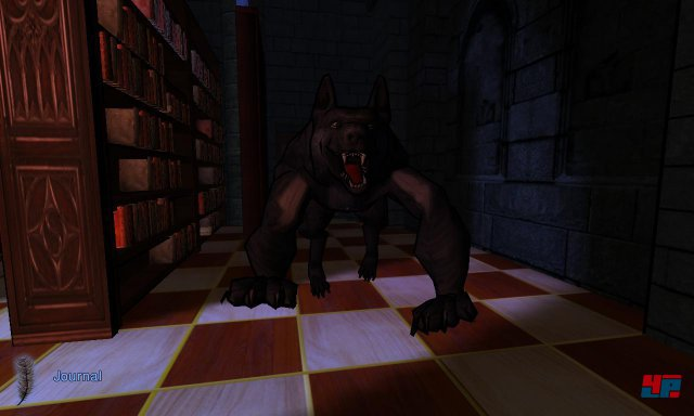 Der hässlichste Werwolf aller Zeiten? Die Animationen sind der Knaller!
