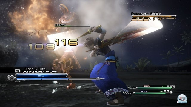 Screenshot - Final Fantasy XIII-2 (PlayStation3) 2236022