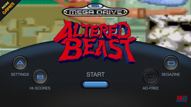 Screenshot - Sega Forever (Android)