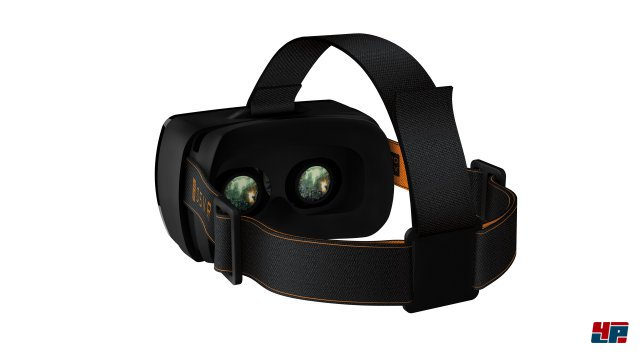 Screenshot - Open Source Virtual Reality (PC)