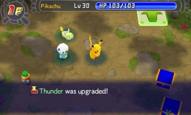 Screenshot - Pokémon Mystery Dungeon: Portale in die Unendlichkeit (3DS) 92457667