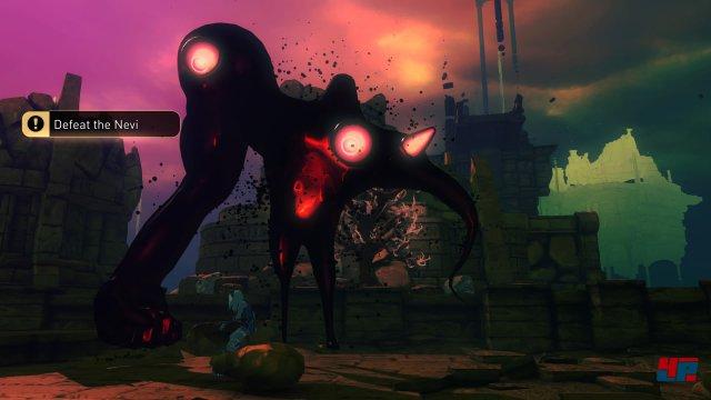 Screenshot - Gravity Rush 2 (PS4)