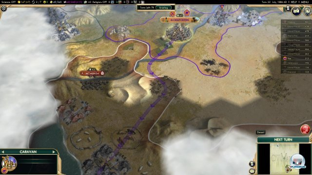 Screenshot - Civilization 5: Brave New World (PC)