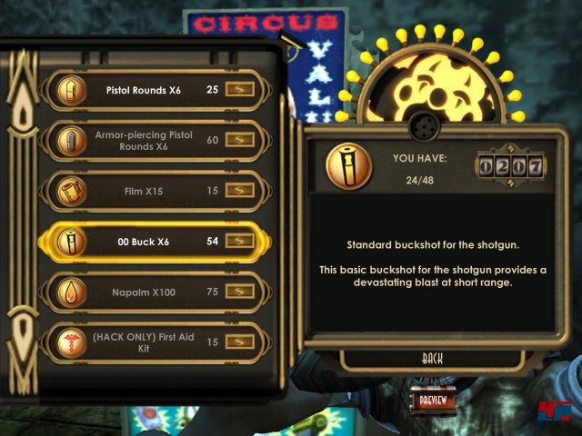 Screenshot - BioShock (iPad) 92487430