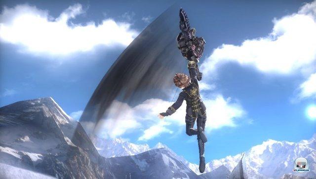 Screenshot - God Eater 2 (PS_Vita) 92456689