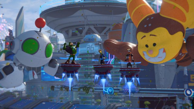 Screenshot - Ratchet & Clank: Rift Apart (PlayStation5) 92643504