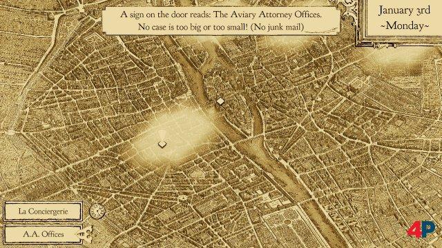 Screenshot - Aviary Attorney (Switch)