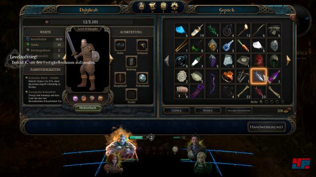 Screenshot - The Bard's Tale 4: Barrows Deep (PC) 92574203