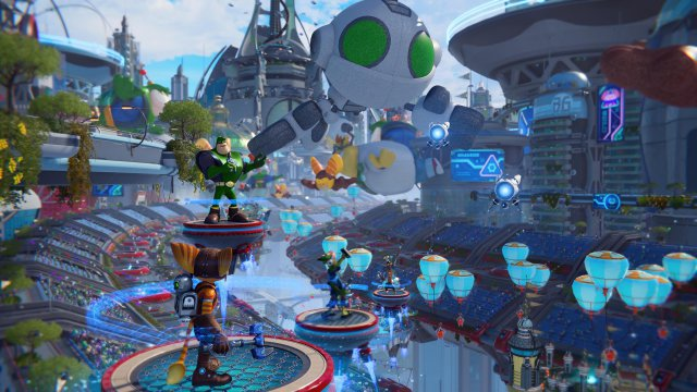 Screenshot - Ratchet & Clank: Rift Apart (PlayStation5) 92643506