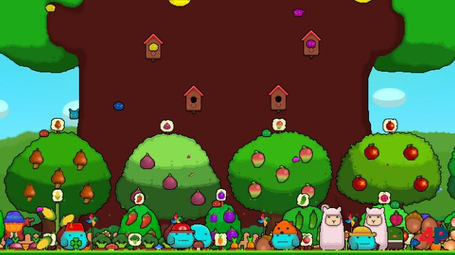 Screenshot - Plantera 2: Golden Acorn (PC)
