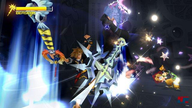 Screenshot - Kingdom Hearts HD 2.5 ReMIX (PlayStation3) 92491469