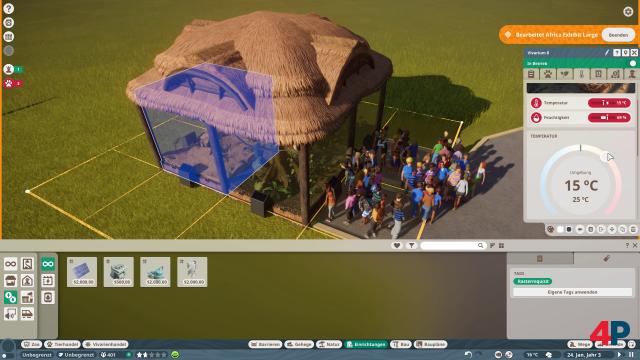 Screenshot - Planet Zoo (PC) 92600265