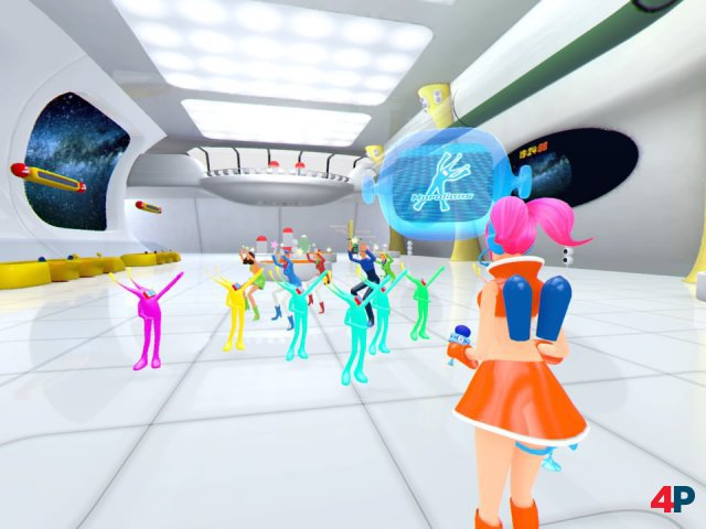 Screenshot - Space Channel 5 VR: Kinda Funky Newsflash! (PlayStationVR) 92608144