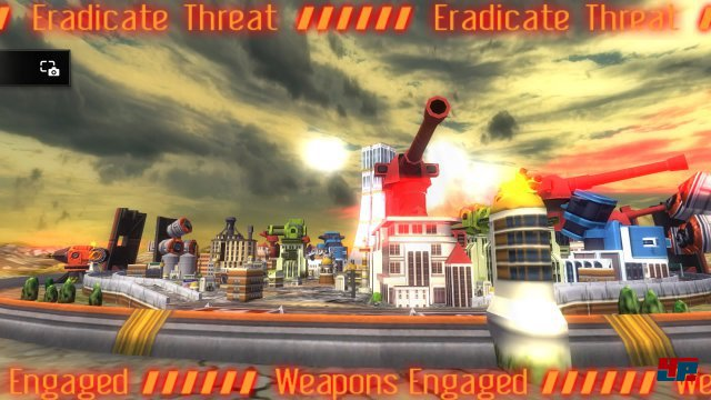 Screenshot - Aegis of Earth: Protonovus Assault (PlayStation3) 92519913